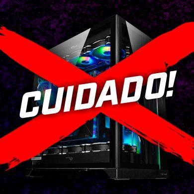 Erros ao montar um PC Gamer