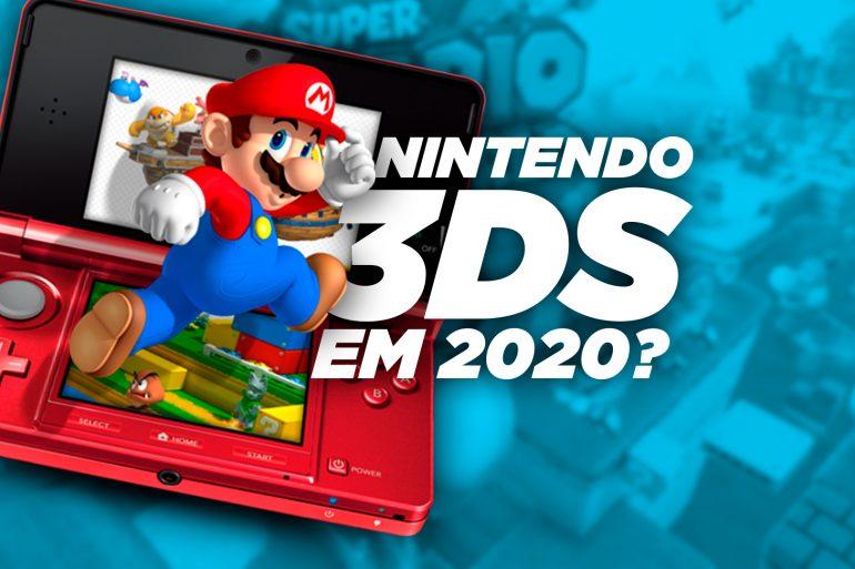 NINTENDO 3DS, VALE A PENA EM 2020?