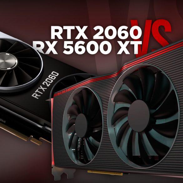 RX 5600 XT vs RTX 2060 - A suprema para o QHD!