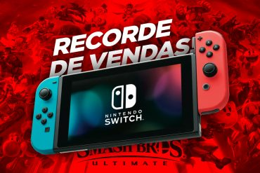 Nintendo Switch supera as vendas do Super Nintendo